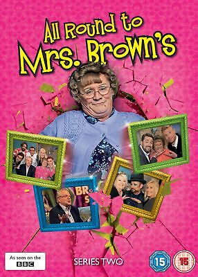 All Round to Mrs Brown's: Series 2 [DVD]
