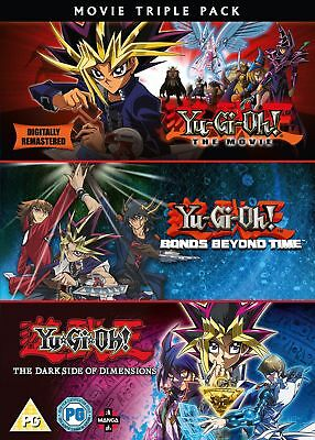 Yu Gi Oh!: The Movie Collection (Box Set) [DVD]