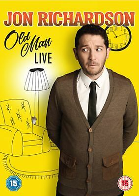 Jon Richardson: Old Man - Live [DVD]