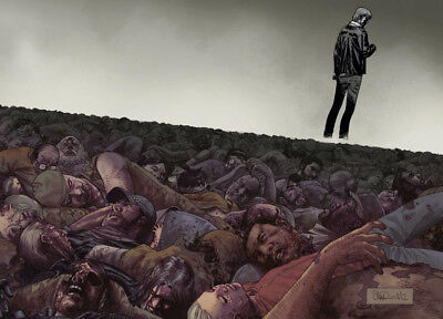 The Walking Dead #100 Poster - 24 x 36 *NEW SEALED*