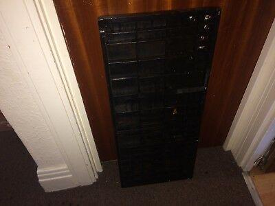 Wooden Vintage Printers Letter Tray Drawer