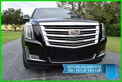 2015 Cadillac Escalade ESV PLATINUM - HEAVILY OPTIONED - BEST DEAL ON EBAY