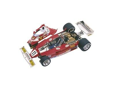 Ferrari 312T2 Gp Germania 1977 Tameo Kits Serie Wct Scala 1/43
