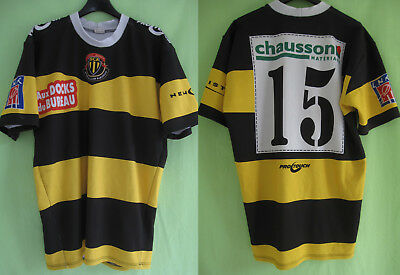 Maillot Rugby Sporting club albigeois SCA Albi Porté #15 Vintage Pro touch - XL