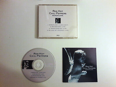 Aeroplane, Red Hot Chili Peppers (CD Maxi-Single, Japon, 1996, Warner Bros)