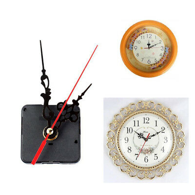 Updated Clock Motor For Wall Clock Replacement Movement Parts Hands Tool Kit