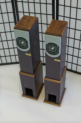 FIBHORN Model 7 audiophile speaker, Tang Band, Fostex, or Audio Nirvana driver