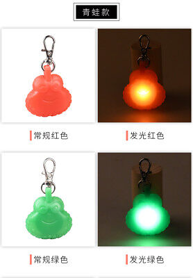 LED Collar Light for Dogs Cats Pets , Waterproof Silicon Dog Safety Light Blinke