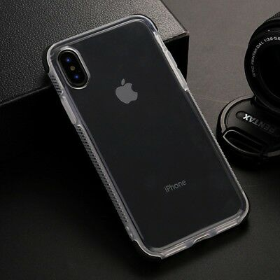 For Apple iPhone X XS Case Silicone Bumper Gel iPhone 10 10S Cover