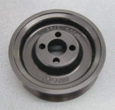 """Saleen Supercharger pulley, 3.5"""", 2005-2010 Mustang"""