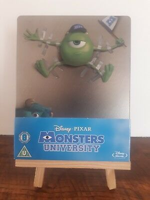Steelbook Monsters University (Monstres Academy)