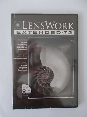 - Lenswork Extended 72 [New Sealed] Dvd-Rom [Aussie Seller] Now $49.75