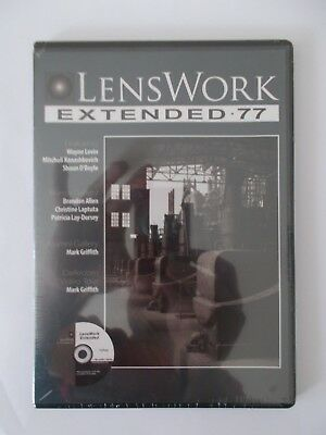 - Lenswork Extended 77 [New Sealed] Dvd-Rom [Aussie Seller] Now $49.75
