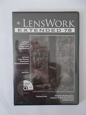 - Lenswork Extended 78 [New Sealed] Dvd-Rom [Aussie Seller] Now $49.75