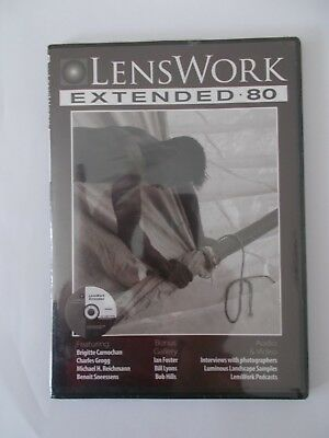 - Lenswork Extended 80 [New Sealed] Dvd-Rom [Aussie Seller] Now $49.75