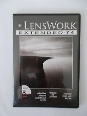 - Lenswork Extended 74 [Brand New] Dvd-Rom [Aussie Seller] Now $49.75