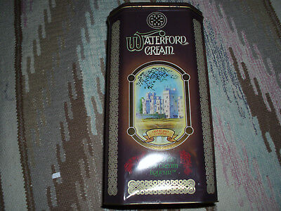 Waterford Cream • Authentic Irish Cream Liqeur • Collectible Tin