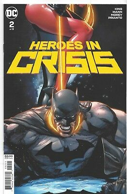 Heroes In Crisis #2 First Print DC Rebirth 2018
