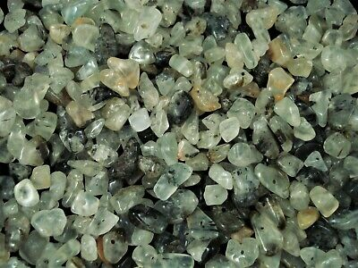 Gemstone Chips 50g Grapevine Quartz Loose Beads Jewellery Jewelry FREE POSTAGE