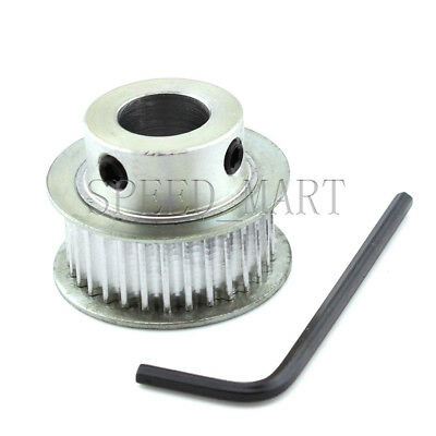 3M30T HTD3M Timing Pulley 30 Teeth for Stepper Motor 3D Printer 16mm Width