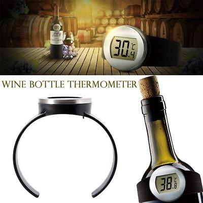 Temperature Meter Red Wine Bottle Thermometer Wine Tools Bottle Thermometer