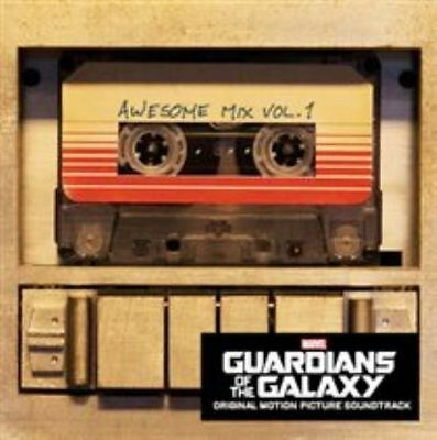 "Guardians of the Galaxy: Awesome Mix Vol. 1 OST CD ""New"""