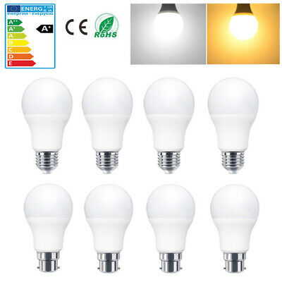 E27 B22 LED 3W 5W 7W 9W 12W Light Bulb Ampoules Lamp Blanc chaud froid Globe SMD
