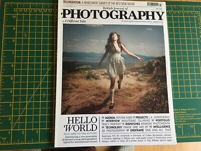 British journal of photography magazine July 2010