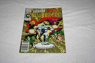 Silver Surfer / Warlock: Resurrection #1 (Mar 1993, Marvel)NM