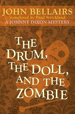 The Drum, the Doll, and the Zombie by John Bellairs (English) Paperback Book Fre