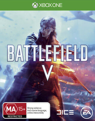 Battlefield V  - Xbox One game - BRAND NEW