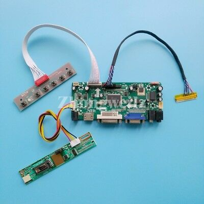 M.NT68676 LCD controller board DIY kit for 1024*768 CCFL LVDS 20-pin LTN121XJ/U