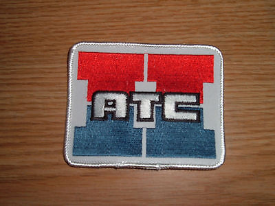 Vintage Honda Atc Embroidered Patch