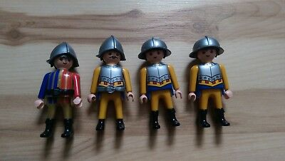 Playmobil Piraten Figuren - Spanische Soldaten