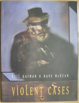 Violent cases (Anniversary Edition) by Neil Gaiman & Dave McKean (Titan)