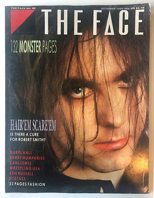 THE FACE Magazine, Issue 66, October 1985