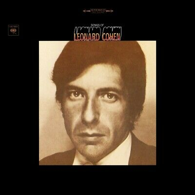 Leonard Cohen - Songs Of Leonard Cohen CD NEU & OVP (Suzanne Sisters Of Mercy)