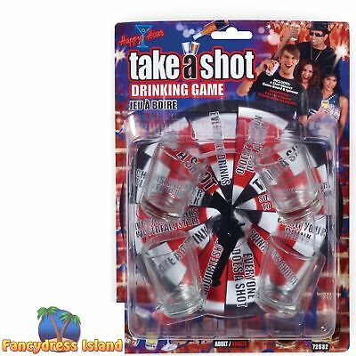 Shot Drinking Game Take a Shot Party Alcohol Booze Adults Gift Novelty