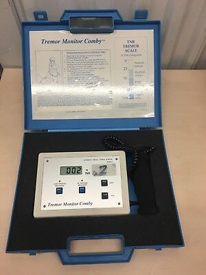 Tremor Monitor Comby ADTM 50 - microscopic Tremor of the Nervous system at Rest