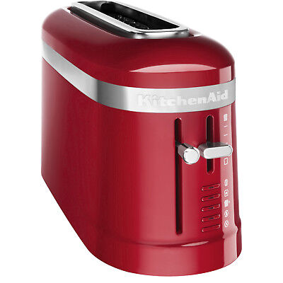 KITCHENAID 5KMT3115EER Design Collection Toaster Empire Red rot