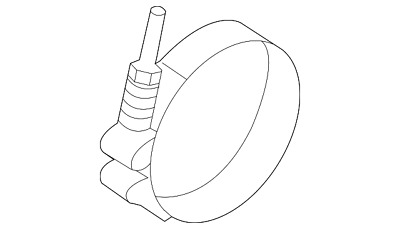 Genuine Ford Inlet Duct Seal BC3Z-8590-L