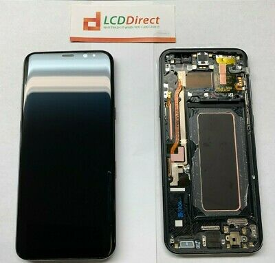 New OEM Samsung Galaxy S8 Plus G955 LCD Touch Screen Digitizer with Light SBI