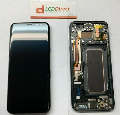 Samsung Galaxy S8 Plus G955 OEM LCD Screen Digitizer Replacement USA- SBI