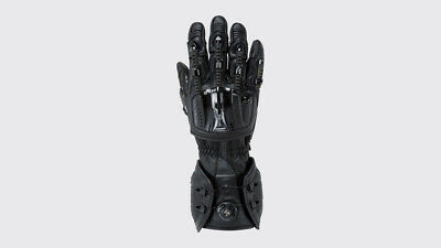 Knox Handroid MK3 Motorcycle Gloves (Black)(Size:L)