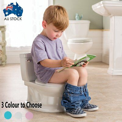 Summer Infant Potty Toilet Trainer Battery Built-in tissue box with Battery BD