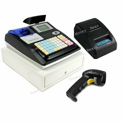 All-In-One M-3100U Electronic Cash Register + Barcode Scanner + Thermal Printer