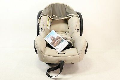 Maxi-Cosi Mico Max 30 Infant Car Seat, Nomad Sand IC302EMR - Preowned