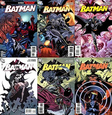 1940-2011 DC Comics 2 Comics Batman #707-708