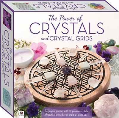 Gift Box The Power Of Crystals New