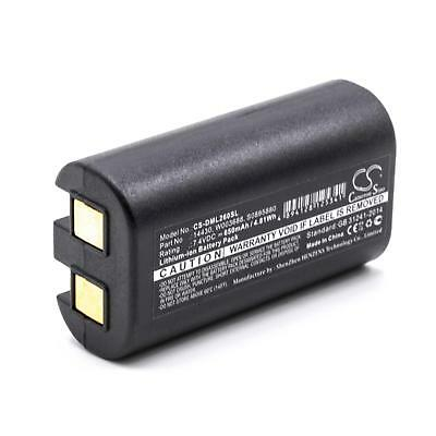 Battery 650mAh for DYMO 260P, 280, LabelManager 260, 260P, 280, PnP
